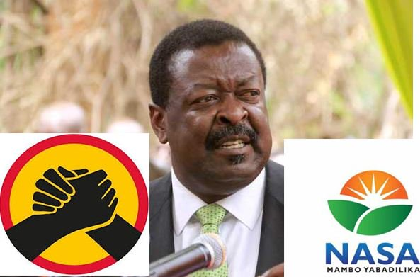 Jubilee used illegal gangs, Musalia Mudavadi explains why Raila withdrew from race