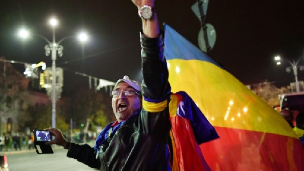 Fresh Romanian protests against judicial reforms