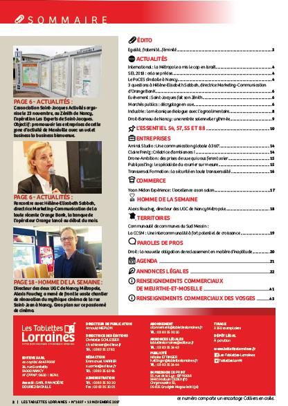 test Twitter Media - Retrouvez votre nouvelle édition des Tablettes Lorraines dans tous vos kiosques dès aujourd'hui! https://t.co/oCbRFb58wS