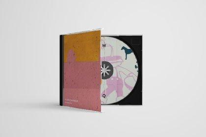Free CD Case PSD Mockup Mock_ups freebies design MarameStudio