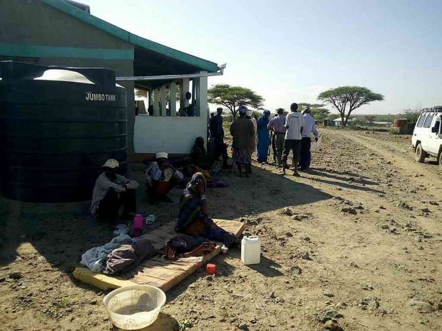 40,000 mosquito nets distributed in Marsabit after malaria outbreak