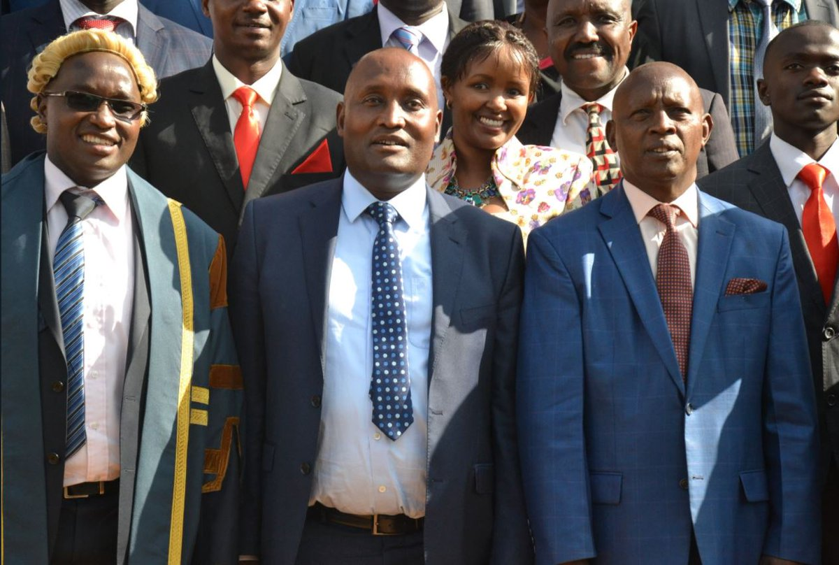 Mutahi Kahiga to be sworn in as Nyeri governor today – Kass Media Group