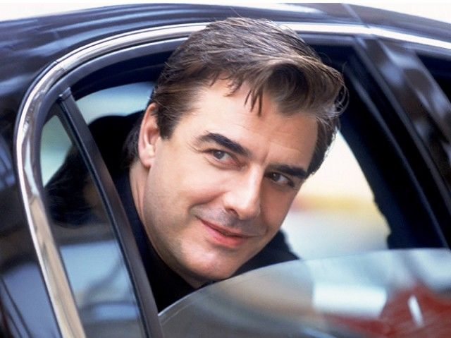 Happy birthday Mr Big !  L\acteur de Sex and the City, Chris Noth, a aujourd\hui 63 ans
