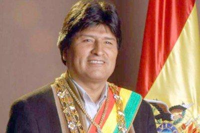 Bolivianos defienden continuidad de Evo - Diario Co Latino
