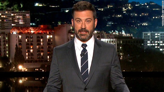 Happy Birthday, Jimmy Kimmel!