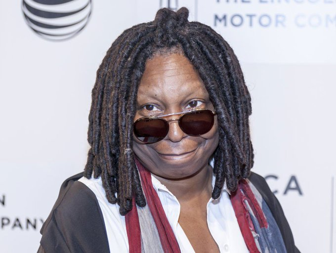Happy birthday Whoopi Goldberg!!