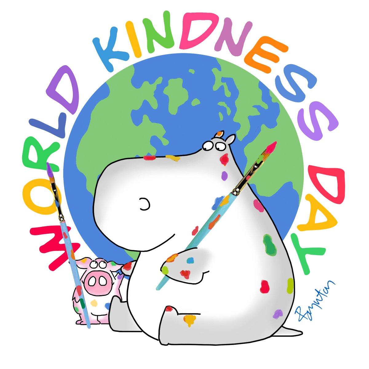 #WorldKindnessDay