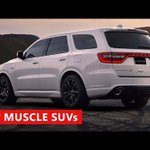 10 American Muscle SUVs Coming In 2018 - Dauer: 15 Minuten