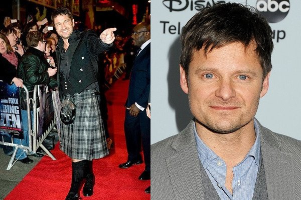 November 13: Happy Birthday Gerard Butler and Steve Zahn