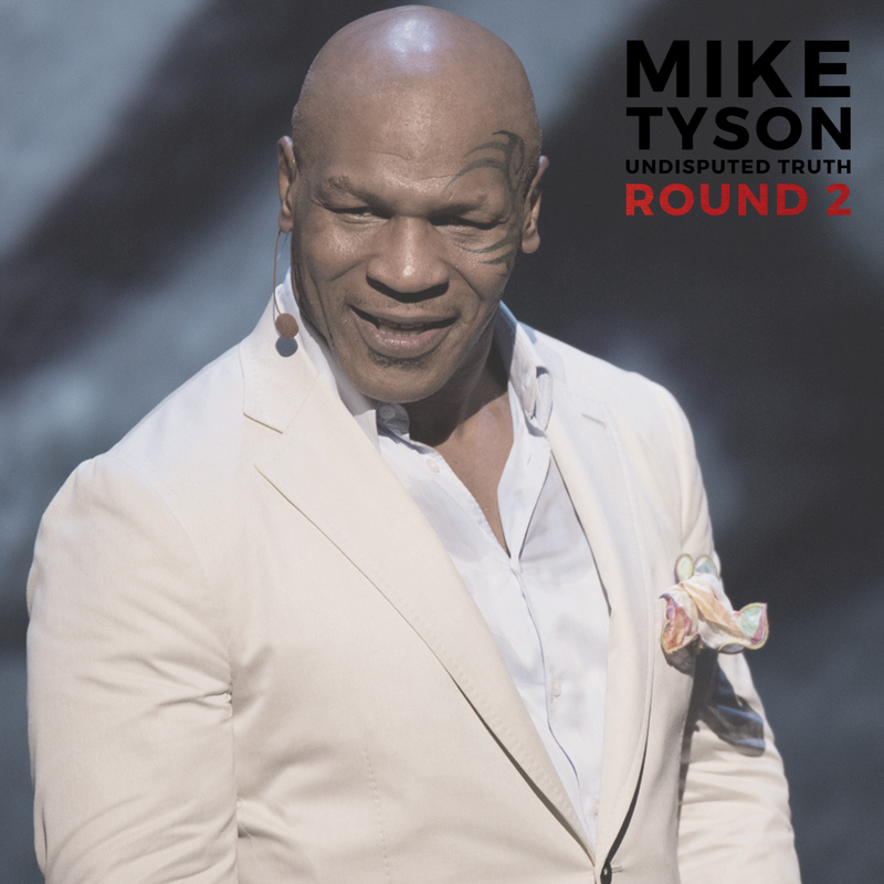 There are only 8 shows left of Undisputed Truth Round 2 @MGMGrand! Call 866.740.7711 for tickets. https://t.co/IOndXaiiJF