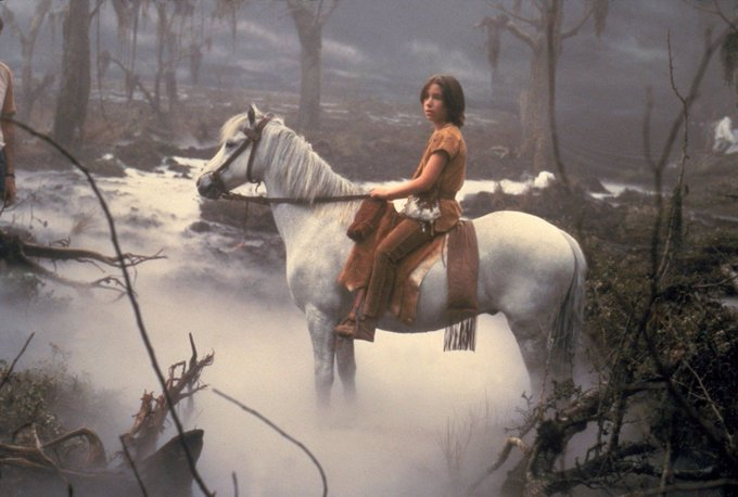 Happy Birthday to Noah Hathaway who played Atreyu in (1984) who is 46 today!