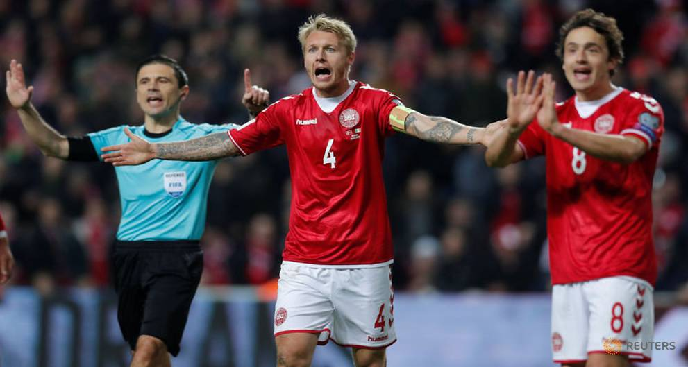 Denmark will stand up to Ireland physicality, says Kjaer