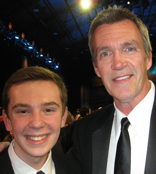 Happy Birthday to Neil Flynn - one of the nicest (and tallest) celebs I\ve had the chance to meet.