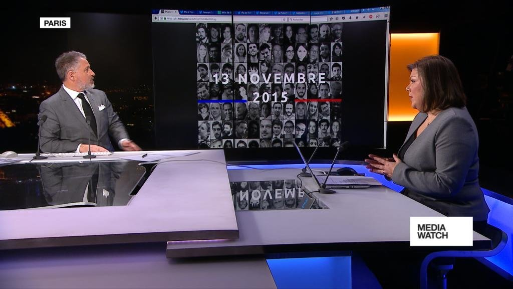 MEDIAWATCH - Remembering the Paris terror attacks