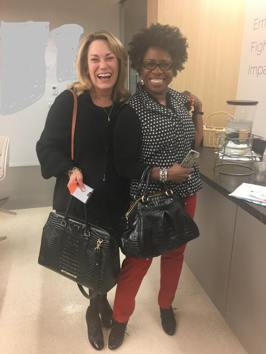 test Twitter Media - Board members that share a common interest in lifting women out of poverty also share the same interest in handbags and shoes! #WiNGSDallas #FightPoverty https://t.co/QJ8aHGo2kN