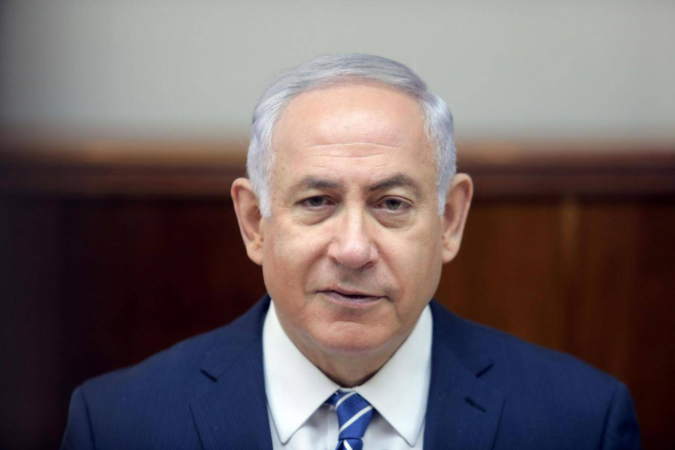 Israeli police 'have enough evidence to charge PM Benjamin Netanyahu' https://t.co/OmsENCTJF3 https://t.co/yUBgb2SWvc