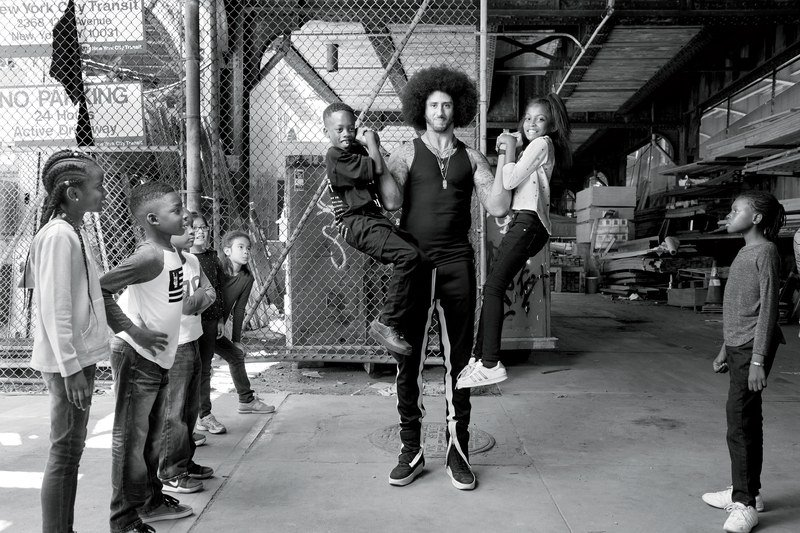 GQ's Citizen of the Year @Kaepernick7, featuring photos by Martin Schoeller https://t.co/mNTw6S0HPE https://t.co/HomW9wZLS8