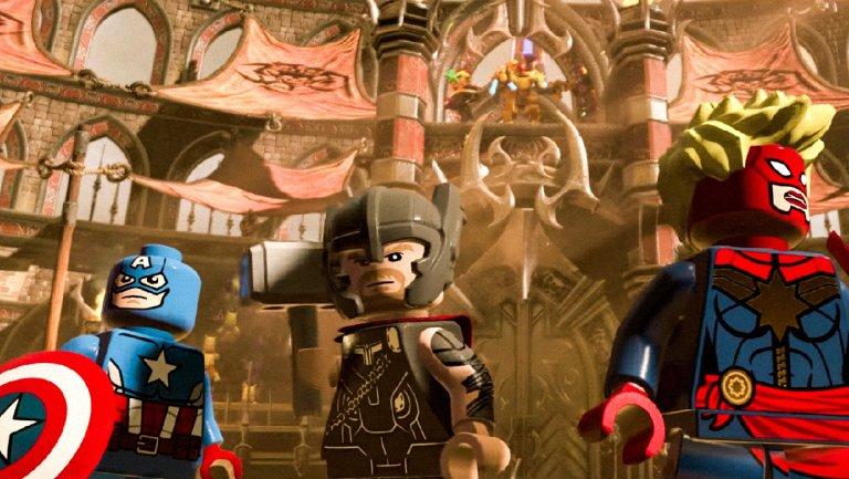 'Lego Marvel Super Heroes 2': Secret Comic Covers Revealed (Exclusive)