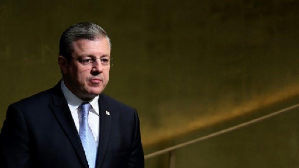 Georgia PM reshuffles cabinet