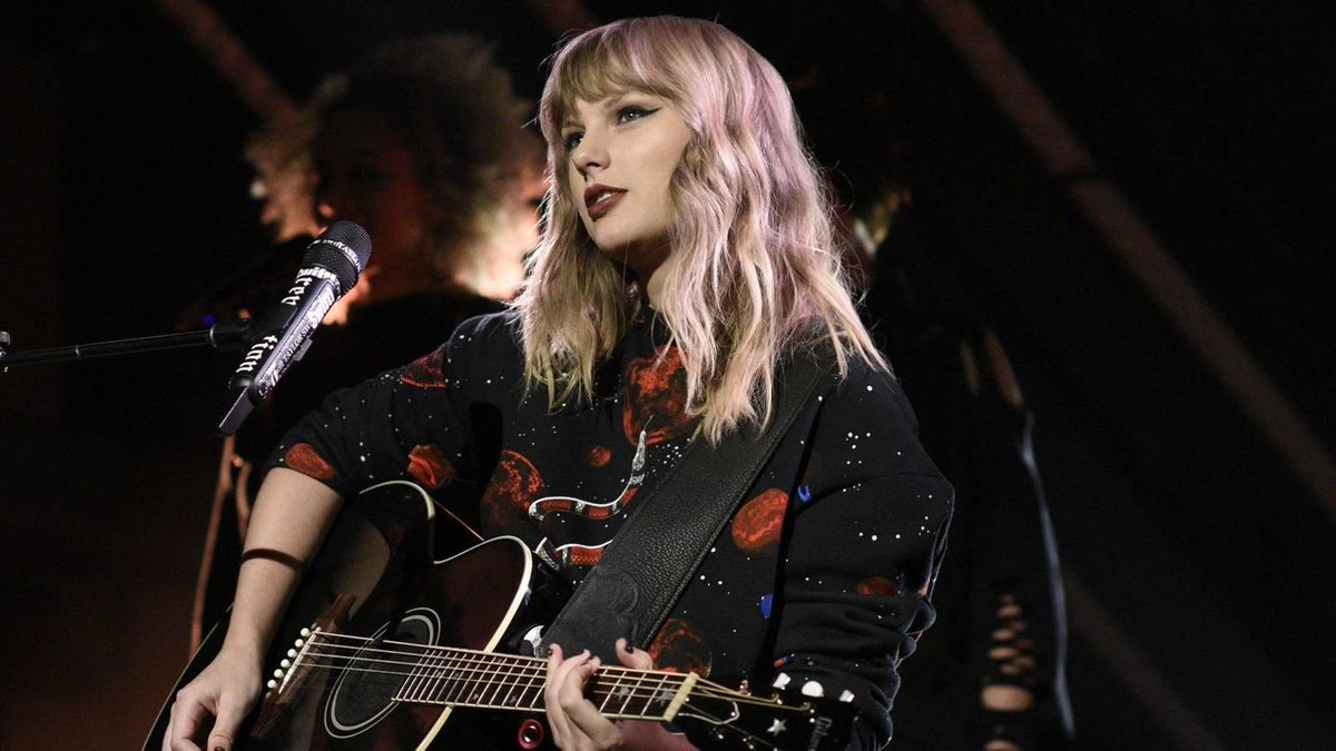 Taylor Swift Continues Her Reputation Takeover With 27 New Tour Dates