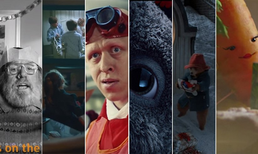 What is your favourite Christmas advert of 2017? Vote here!