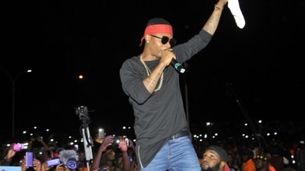 Nigeria's Wizkid crowned best African artist at AFRIMA