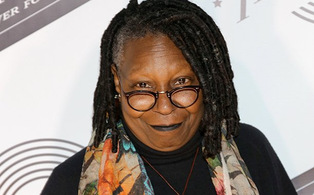 Happy birthday Whoopi Goldberg. You are wonderful and talented actress!