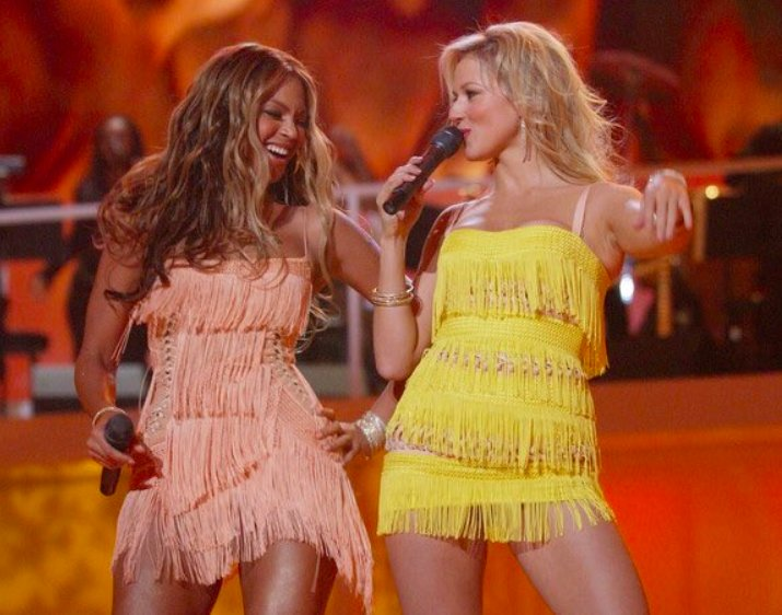 We stan a gracious queen.   Beyonce helped @jeweljk with her dance moves back in 2003. ������ https://t.co/fGbYv91llE https://t.co/2UfEf1hsH1