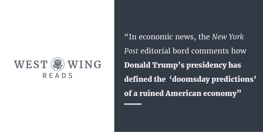 Catch up on today's West Wing Reads: https://t.co/EXDeDW1AHS https://t.co/rhq50eIJWv