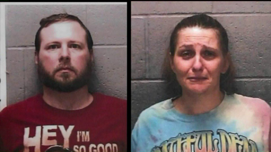 Father, step-mother accused of starving boy to death plead not guilty