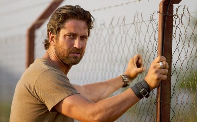 A Happy Birthday Shout-Out to Actor, Gerard Butler!