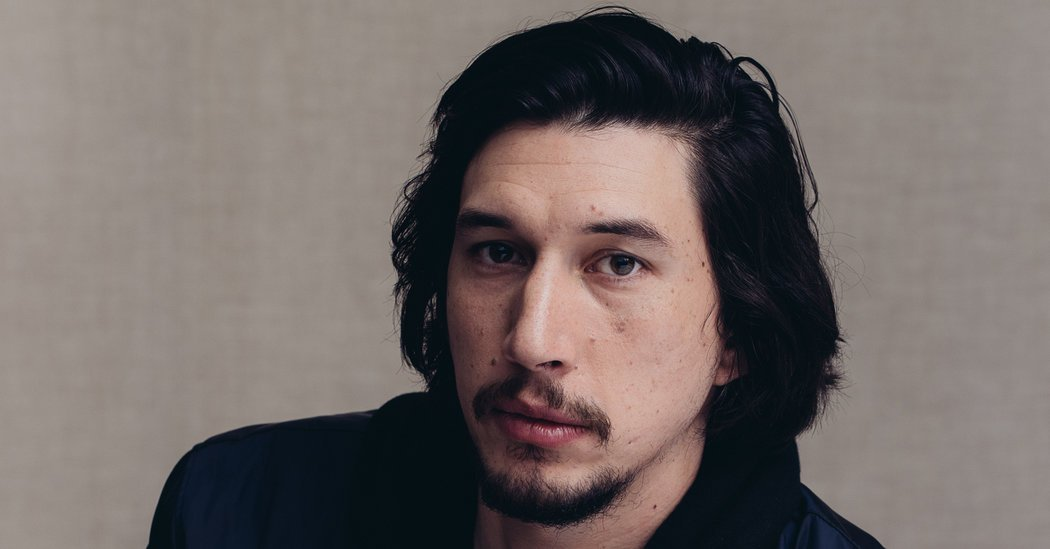 Adam Driver's Nonprofit Seeks Soldiers for the Stage