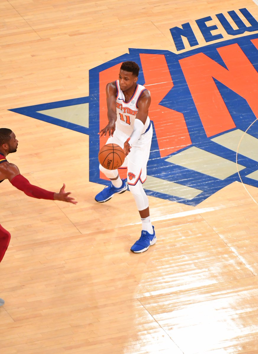 NBA frank ntilikina