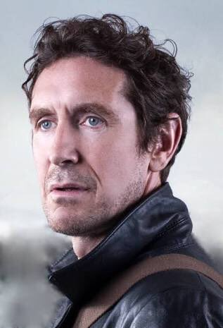 Happy birthday to the fabulous 8th Doctor himself Paul McGann