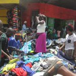In some city markets, you can have a whole new wardrobe for only Sh1,000