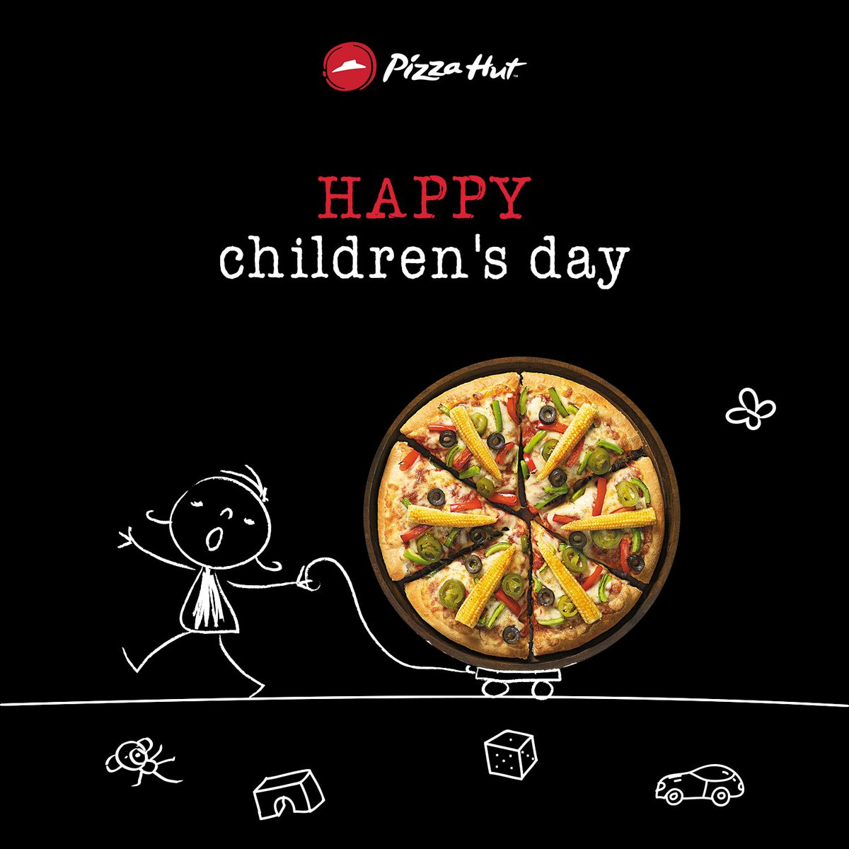 Pizza Hut wishes all the little ones a happy ChildrensDay https t.co U68GcyDNqb