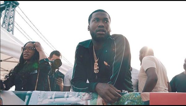 The FBI is reportedly investigating Meek Mill's parole case. ������ https://t.co/4p6kalW9zs https://t.co/9wa5blUhEI