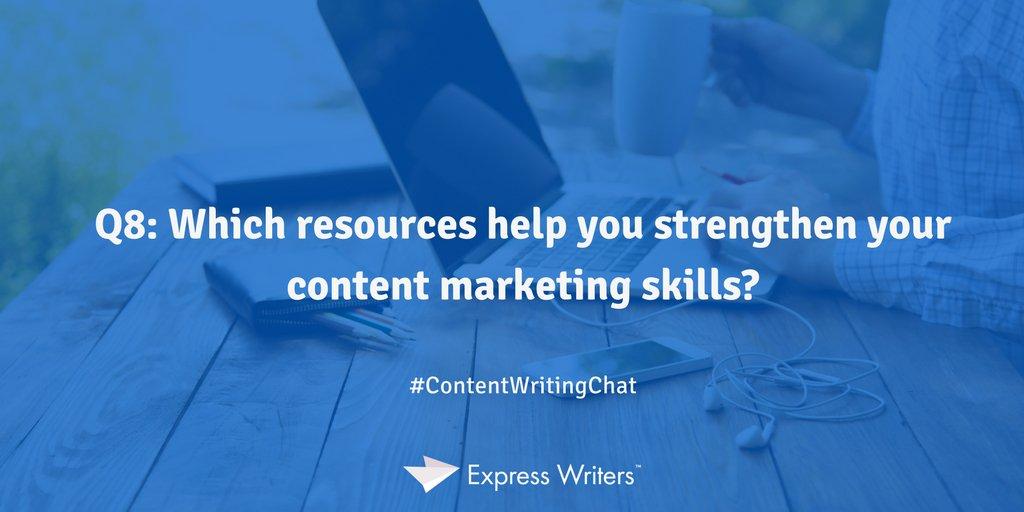 #ContentWritingChat