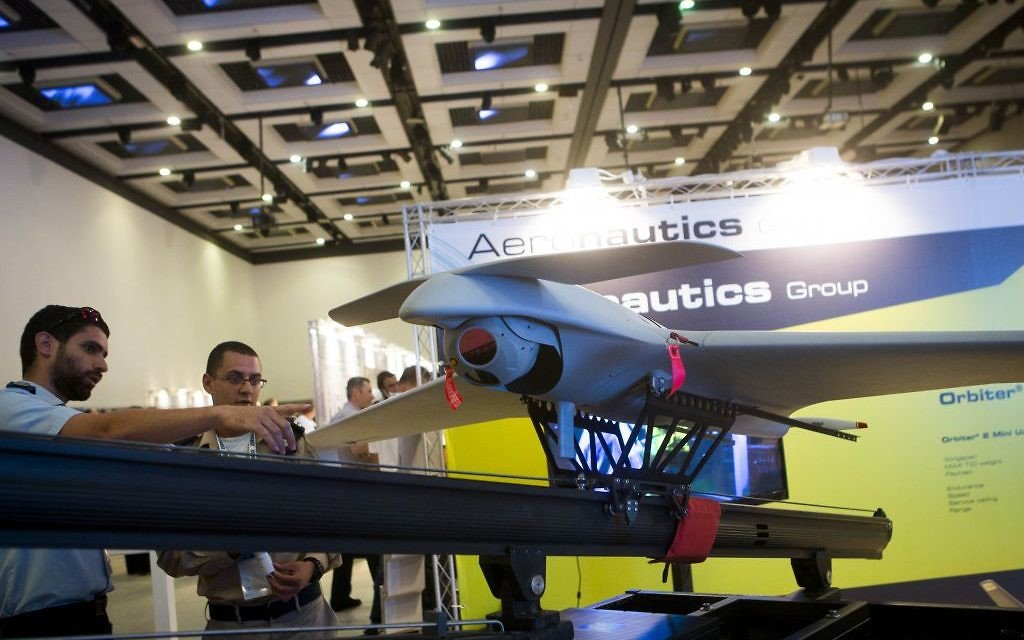 Investigation launched into Israeli dronemaker suspected of bombing Armenia