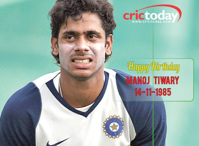 Happy Birthday Manoj Tiwary