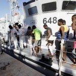 European, African ministers agree to help migrants held in Libya