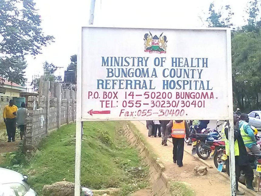 KCSE candidate dies in Bungoma hospital minutes to Kiswahili exam