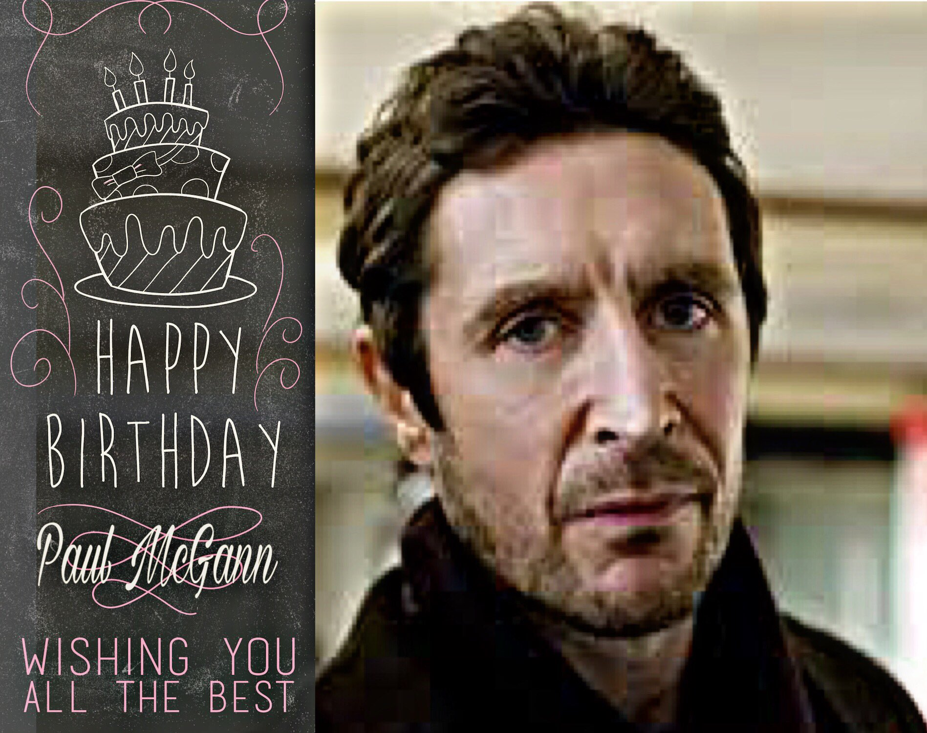 Happy Birthday Paul McGann, Sarah Radclyffe, Chris Woods, Nathan Fox, Prince Charles, Jake Livermore & Russell Tovey