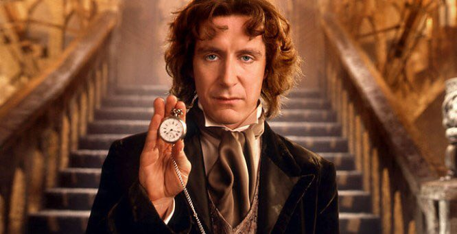 Happy Birthday, Paul McGann!