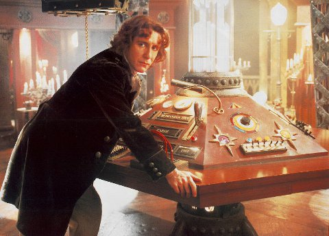 Many Happy Returns to Paul McGann   aka the Eighth Doctor who celebrates his 58th Birthday today.