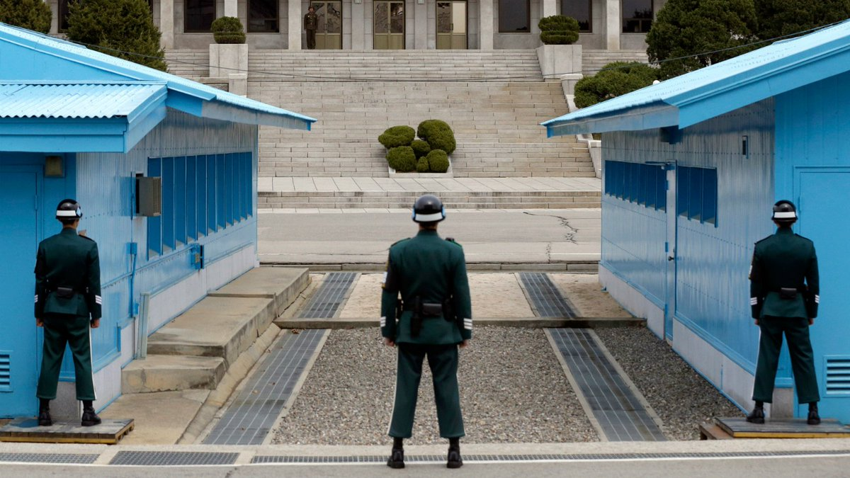 North Korea defector hit by 5 shots while fleeing: South Korea