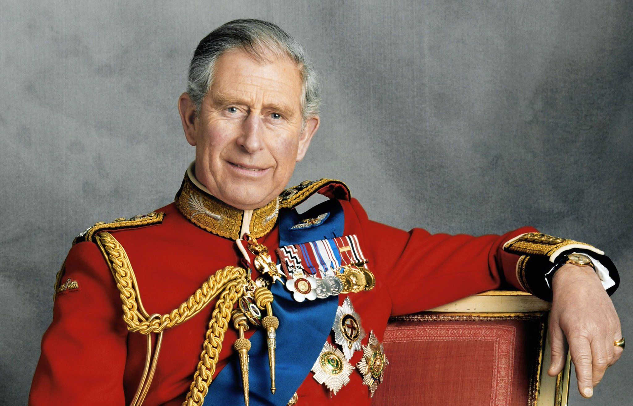 Today we celebrate the birthday of HRH Prince Charles, who turns 68 today many happy returns.