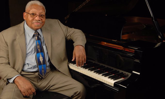 "HAPPY BIRTHDAY... ELLIS MARSALIS Jr.! ""TWELVE\S IT\""."
