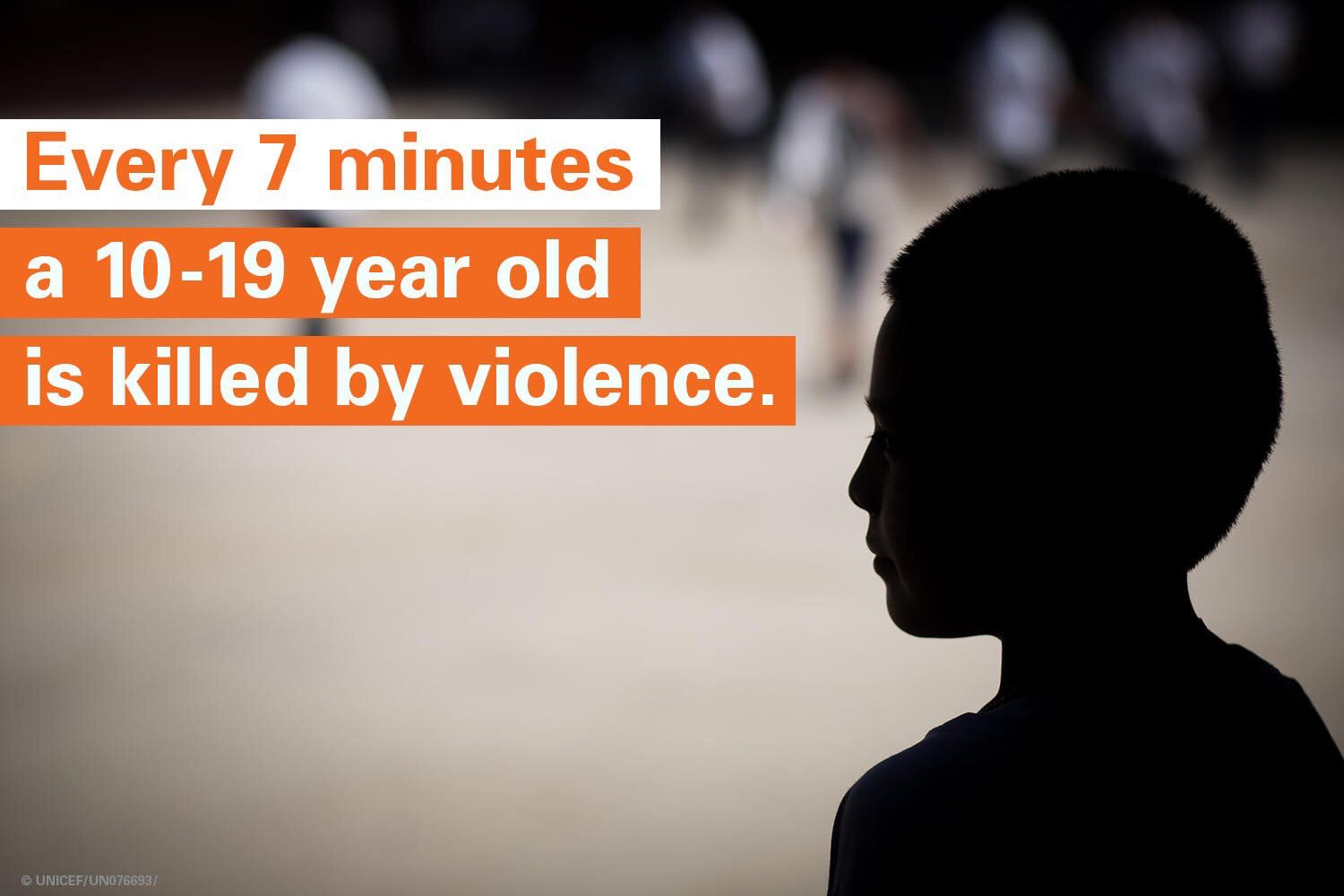 STOP scrolling.   Take a moment.   Imagine all the hopes and dreams lost.  #ENDviolence → https://t.co/xcnchQKdNK https://t.co/nh6thVk6T9