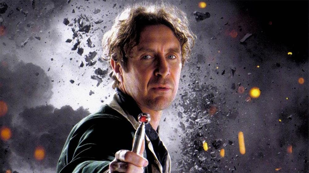 Today is Paul McGann\s birthday. Happy Birthday to the Eighth Doctor!